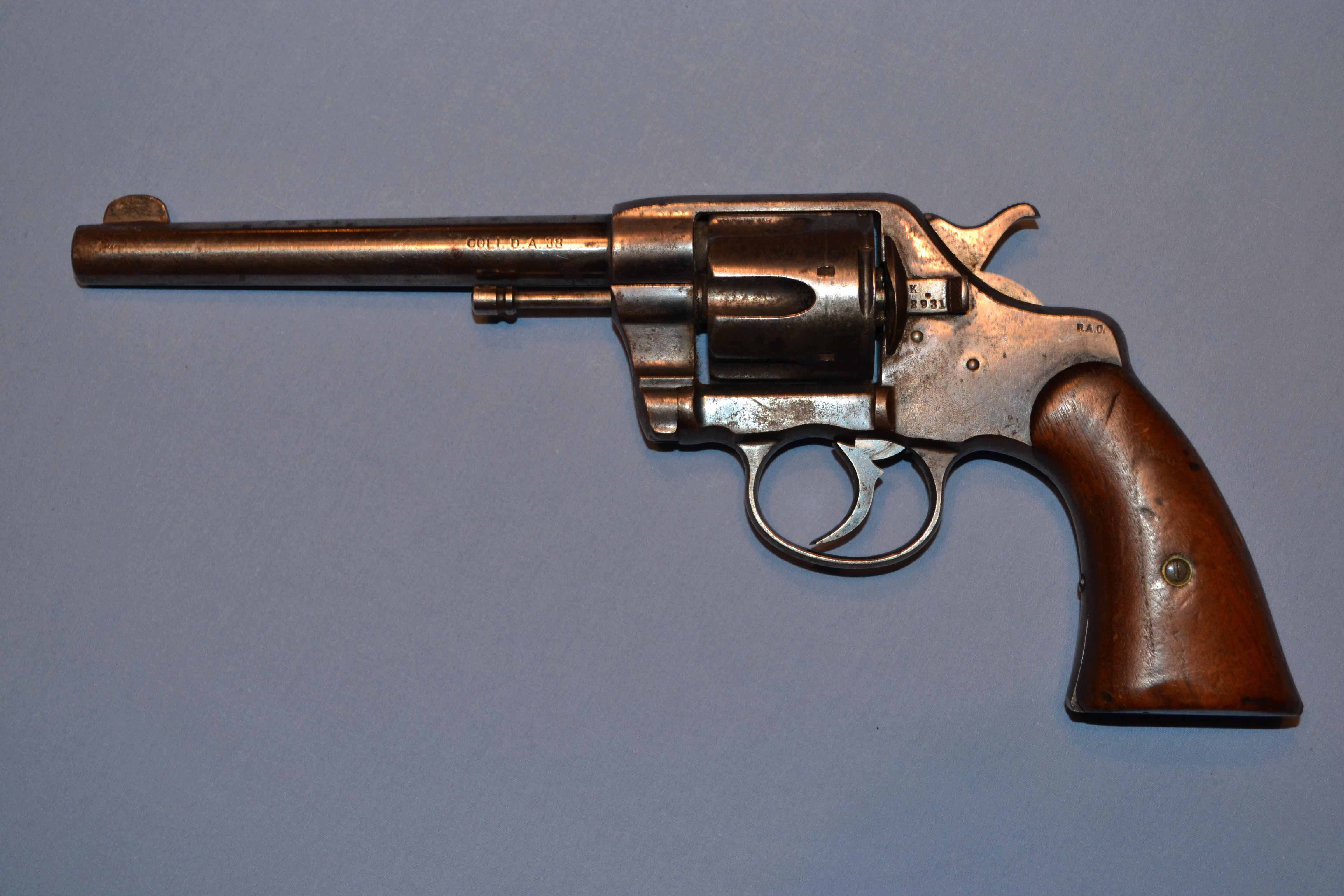 Colt us army model 1903 da revolver 38 sw colt us army model 1903 da revolver 38 sw thecheapjerseys Image collections